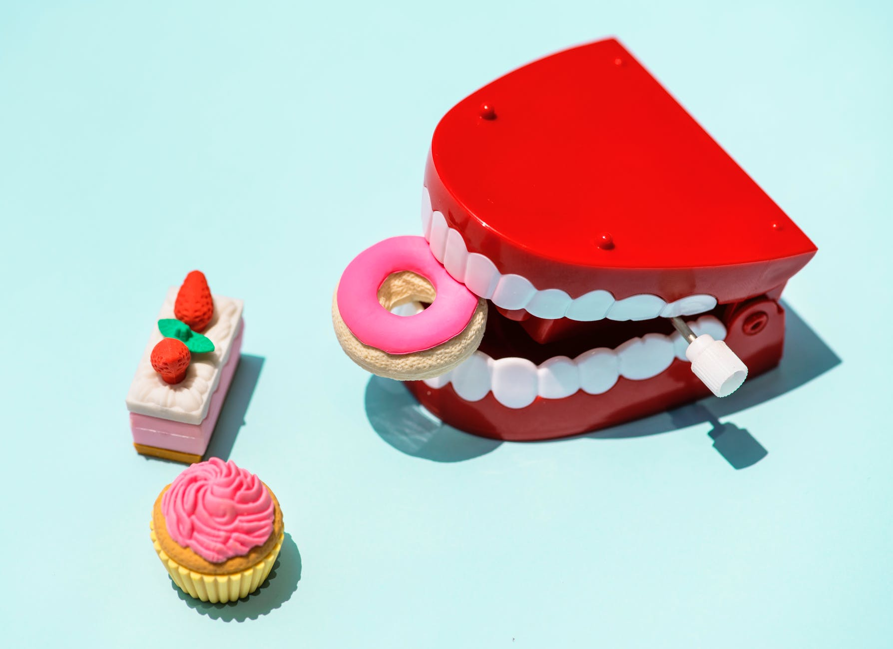 "Having a ""Sweet Tooth"" Can Cause Wrinkles"