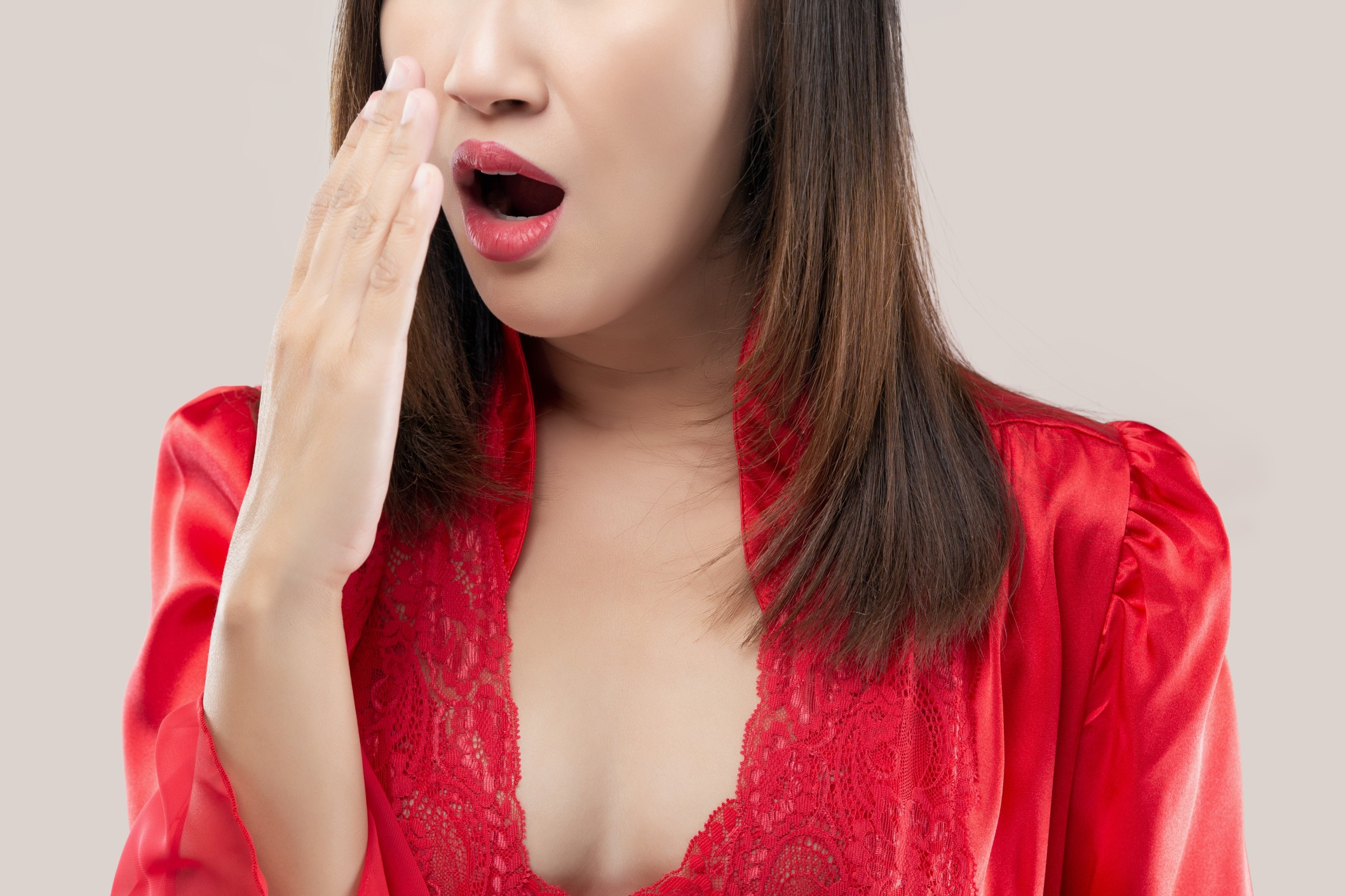 Serious and persistent, bad breath is treatable
